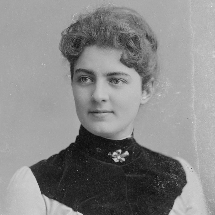 Frances Cleveland, first lady