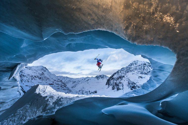 PItztal Glacier, Austria