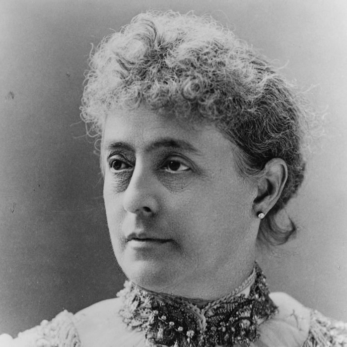Caroline Harrison, first lady