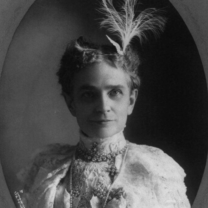 Ida McKinley, first lady