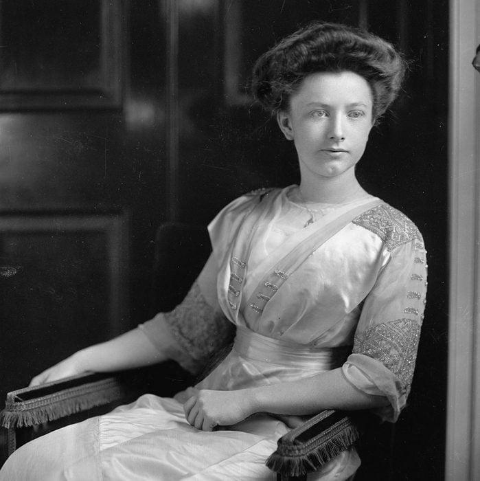 "Helen ""Nellie"" Taft, first lady"