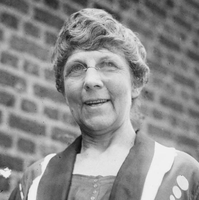 Florence Harding, first lady