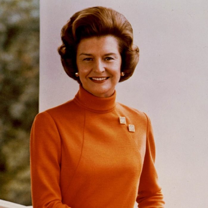 Betty Ford, first lady