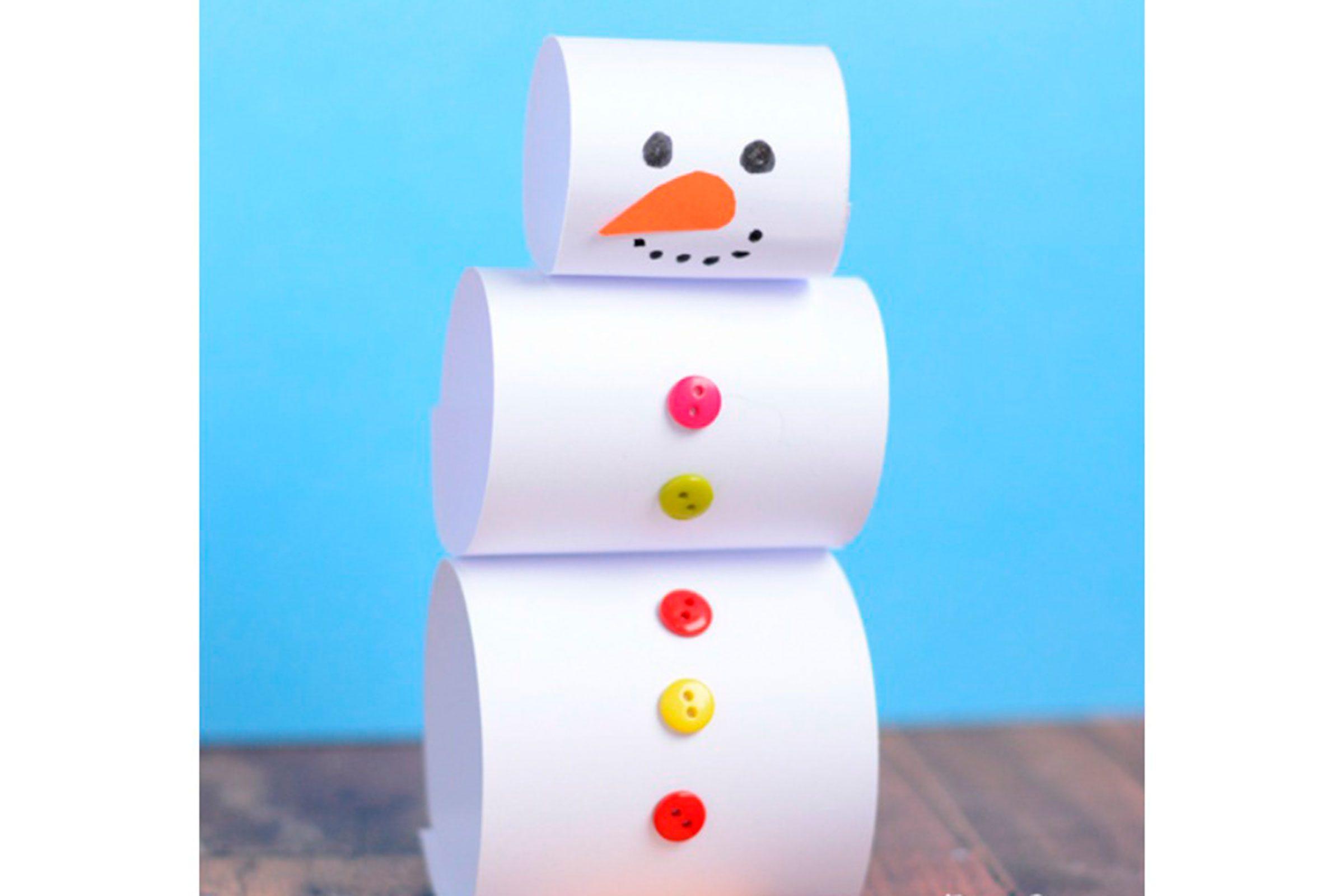 paper-snowman-craft-for-kids-ilija-damjanovic
