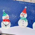 11 Easy DIY Snowman Crafts Your Kids Will Love