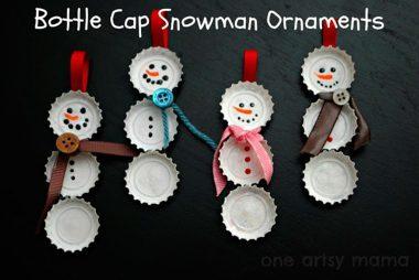 bottlecapsnowmenpinnable-amy-latta-oneartsymama-com