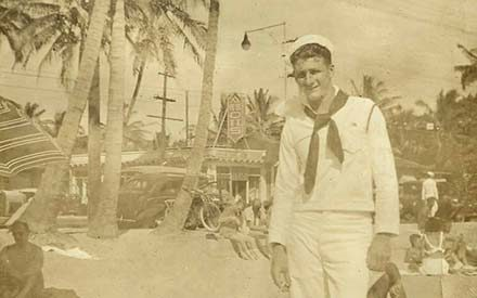 This Navy Sailor Was Put in the Brig for Not Reporting for Duty on December 6, 1941. It Saved His Life.