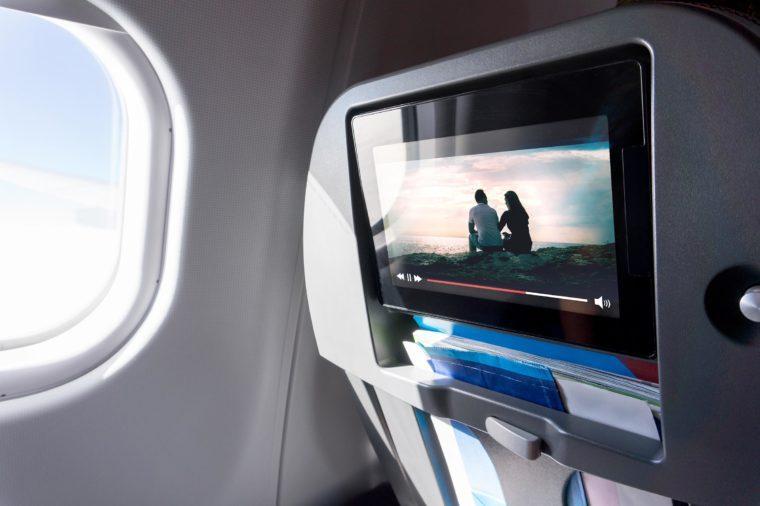 movie on plane