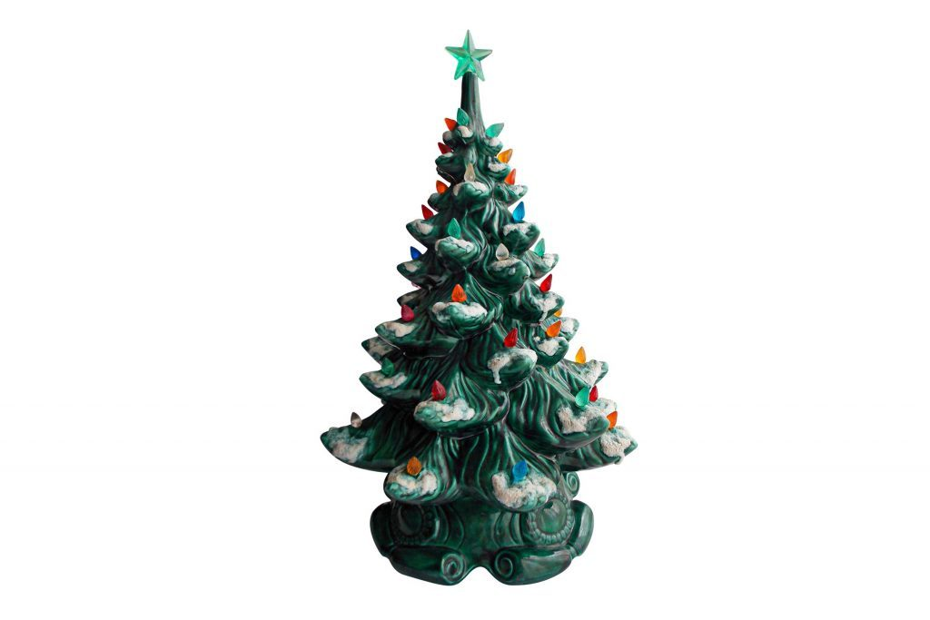 ceramic christmas trees vintage christmas decorations ceramic_tree
