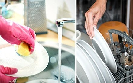 Dishwasher vs. Hand Washing Dishes: Which Is Better?