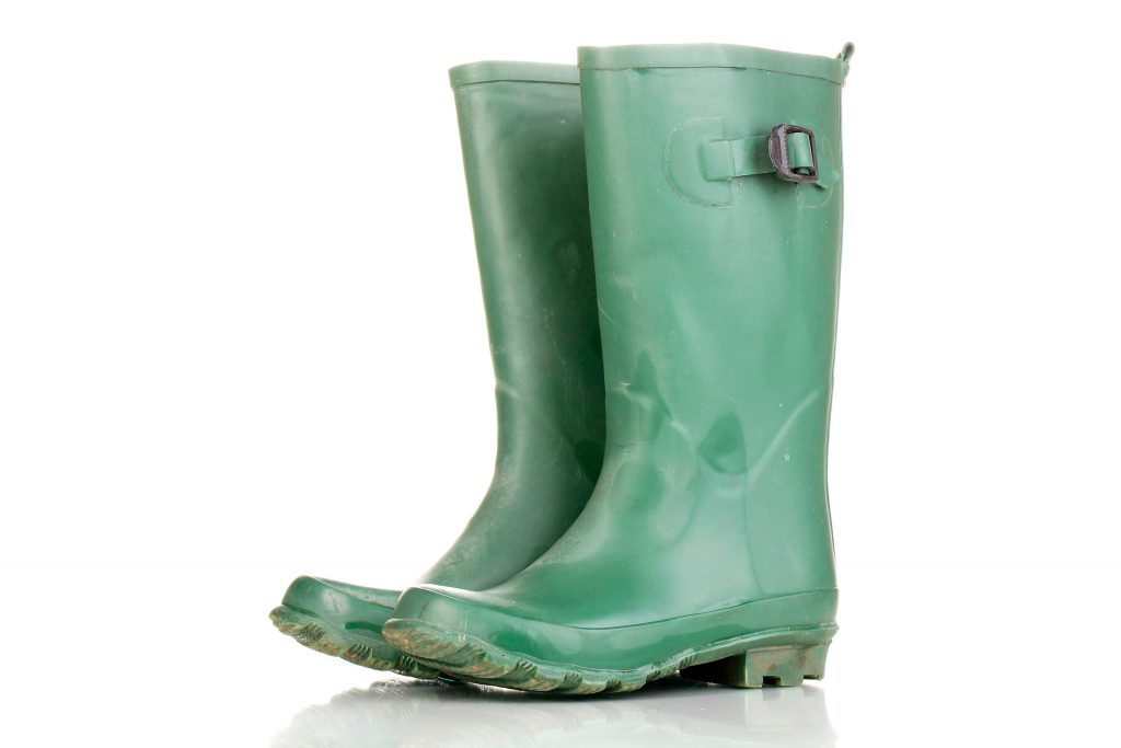 Farm Boy's Letter to His Green Rubber Boots | Reader's Digest