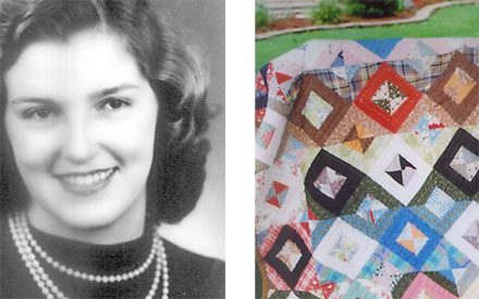 How a Quilt Helped Her Survive the Grief of Losing Her Newborn Baby