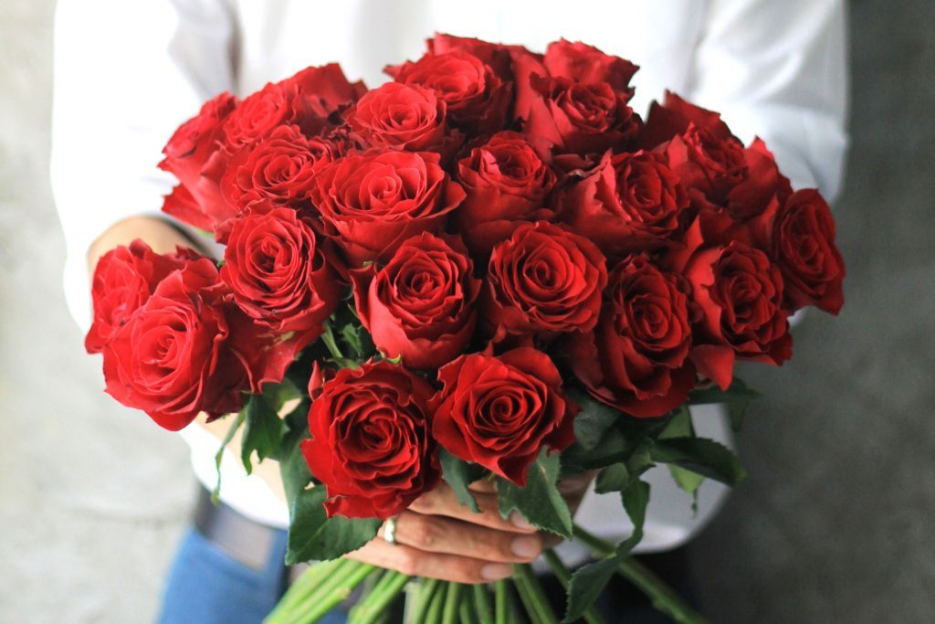 Why Are Roses So Popular for Valentine