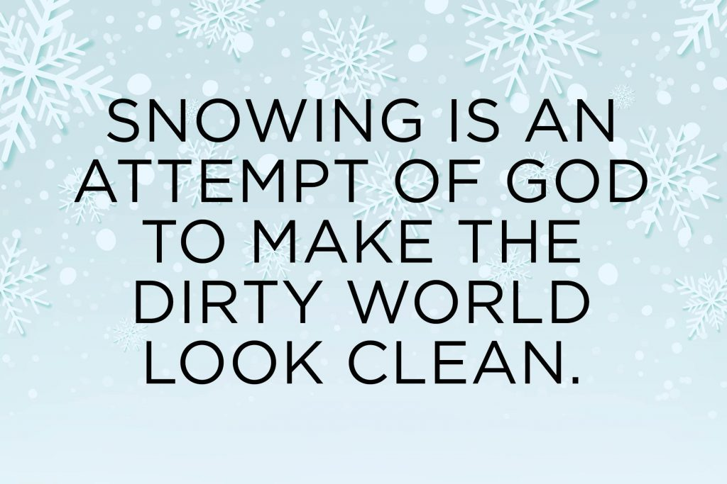 Perfect 01 Inspiring Quotes About Winter
