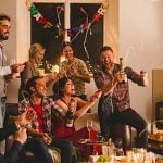 12 Tips for Throwing an Amazing Party in a Small Space