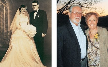 Thanks to My Friend's Wedding Veil Catching Fire, I Fell for My Husband of 60 Years