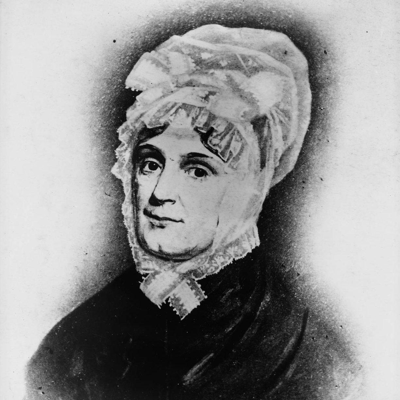Anna Harrison, first lady