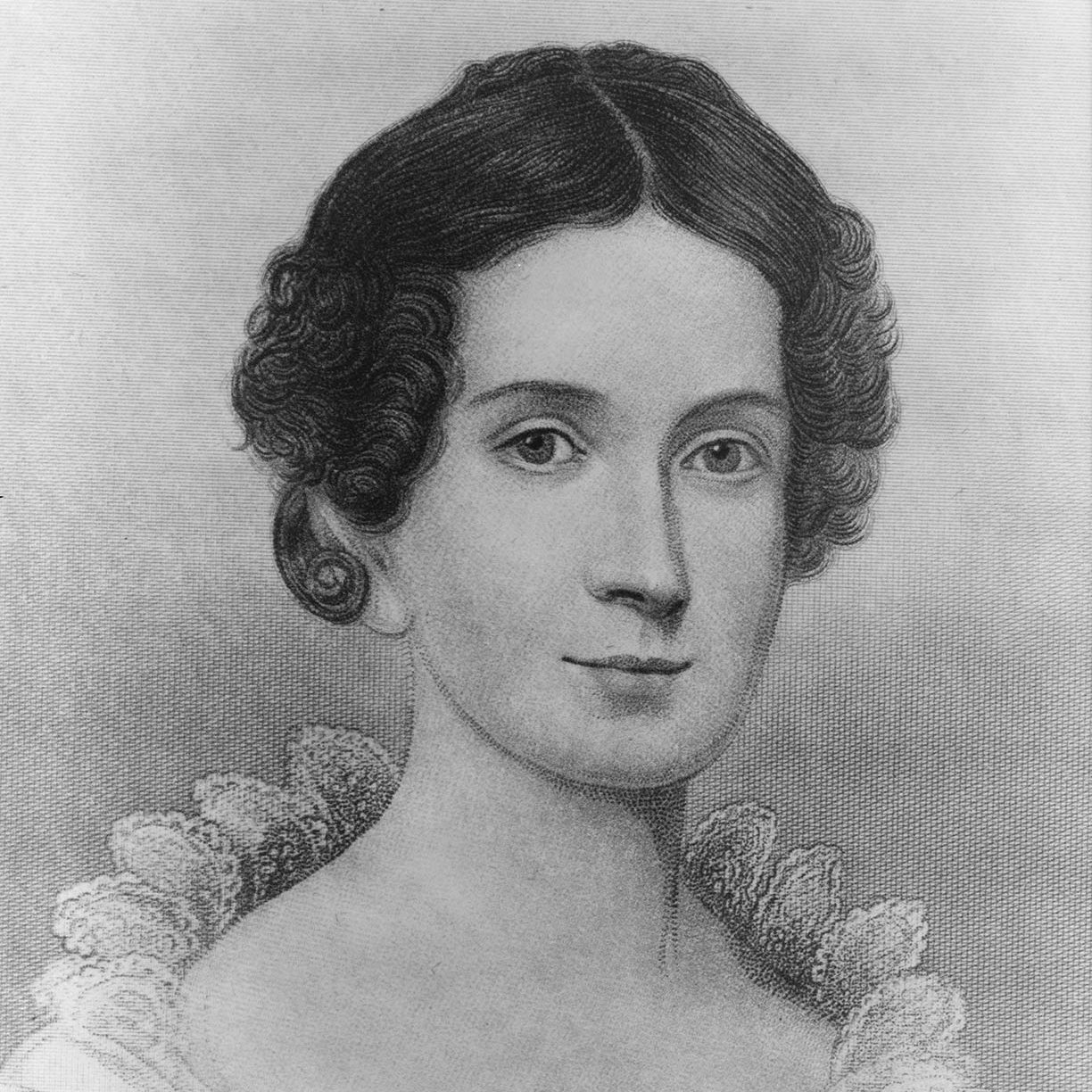 Letitia Tyler, first lady