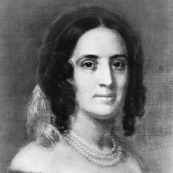 Sarah Polk, first lady