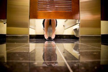 bathroom riddles