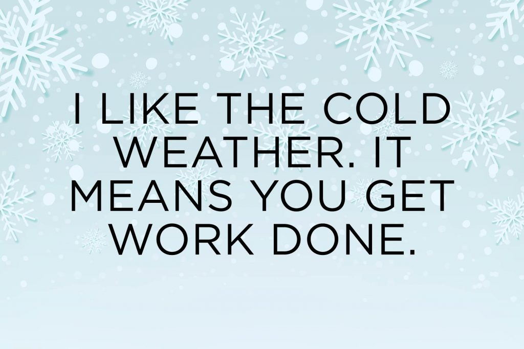 07 Inspiring Quotes About Winter
