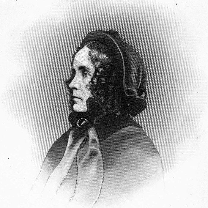 Jane Pierce, first lady