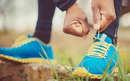 7 Ways Your Sneakers Are Ruining Your Workout Routine