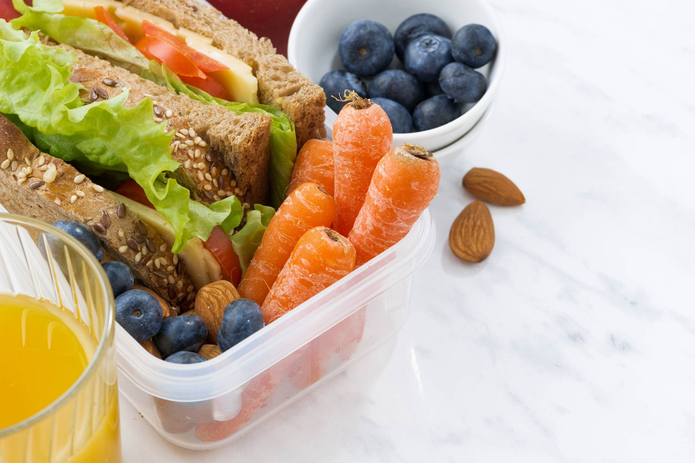 Avoid Refined Carbohydrates in Your Diet foto