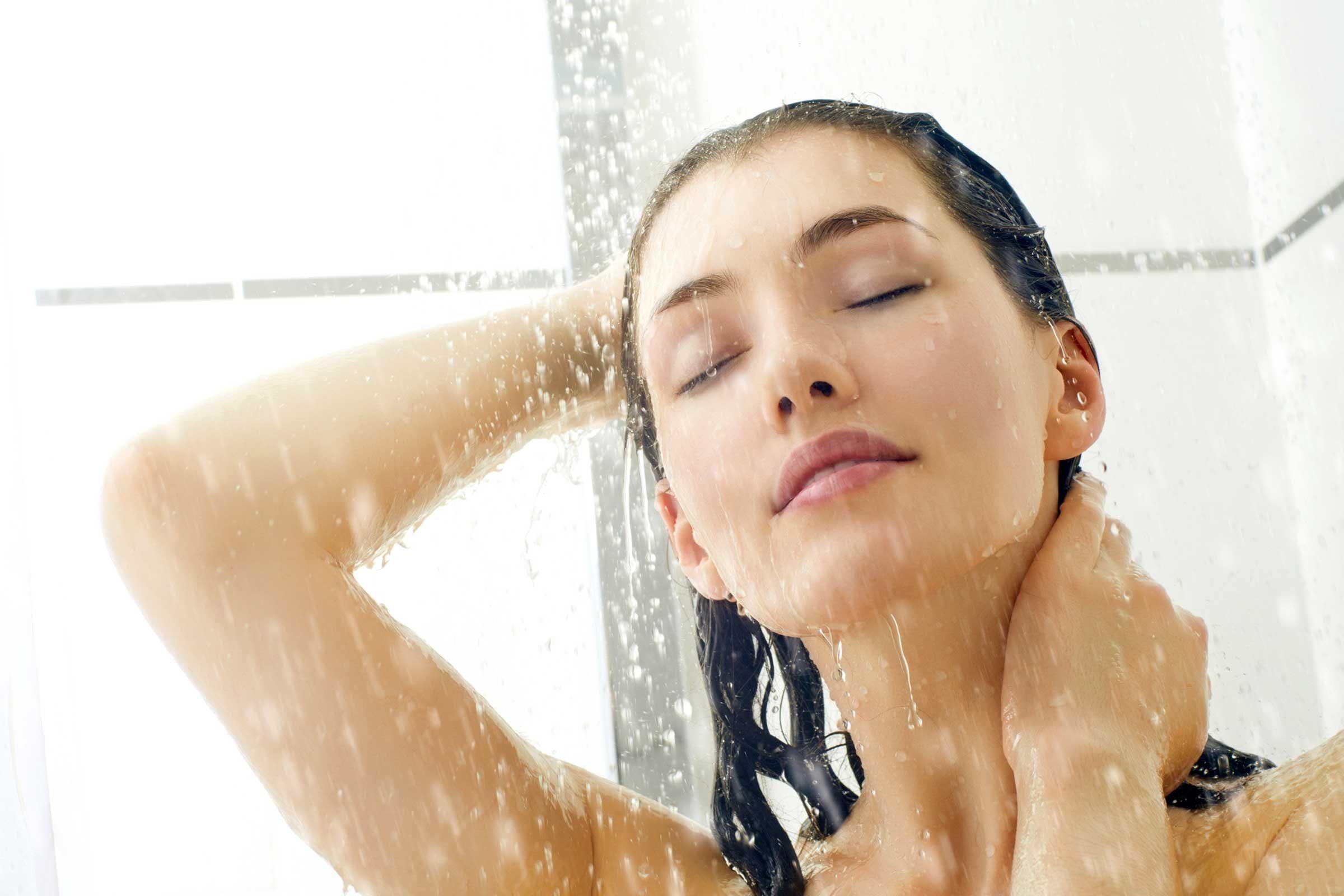 Image result for take a shower