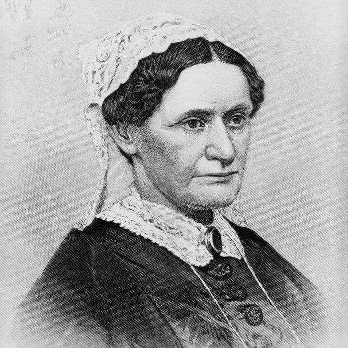 Eliza Johnson, first lady