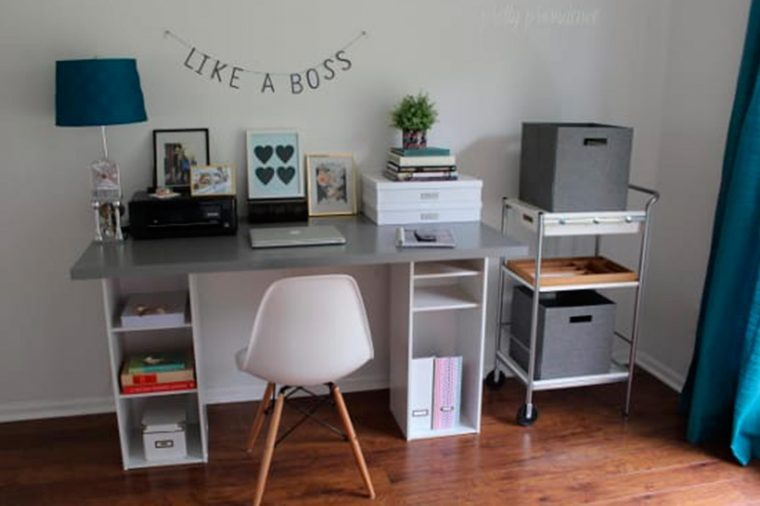 Ikea Furniture Desk Throughout 10amazingikeahacksworkwithit Ikea Furniture Hacks To Update Cheap Pieces Readeru0027s Digest