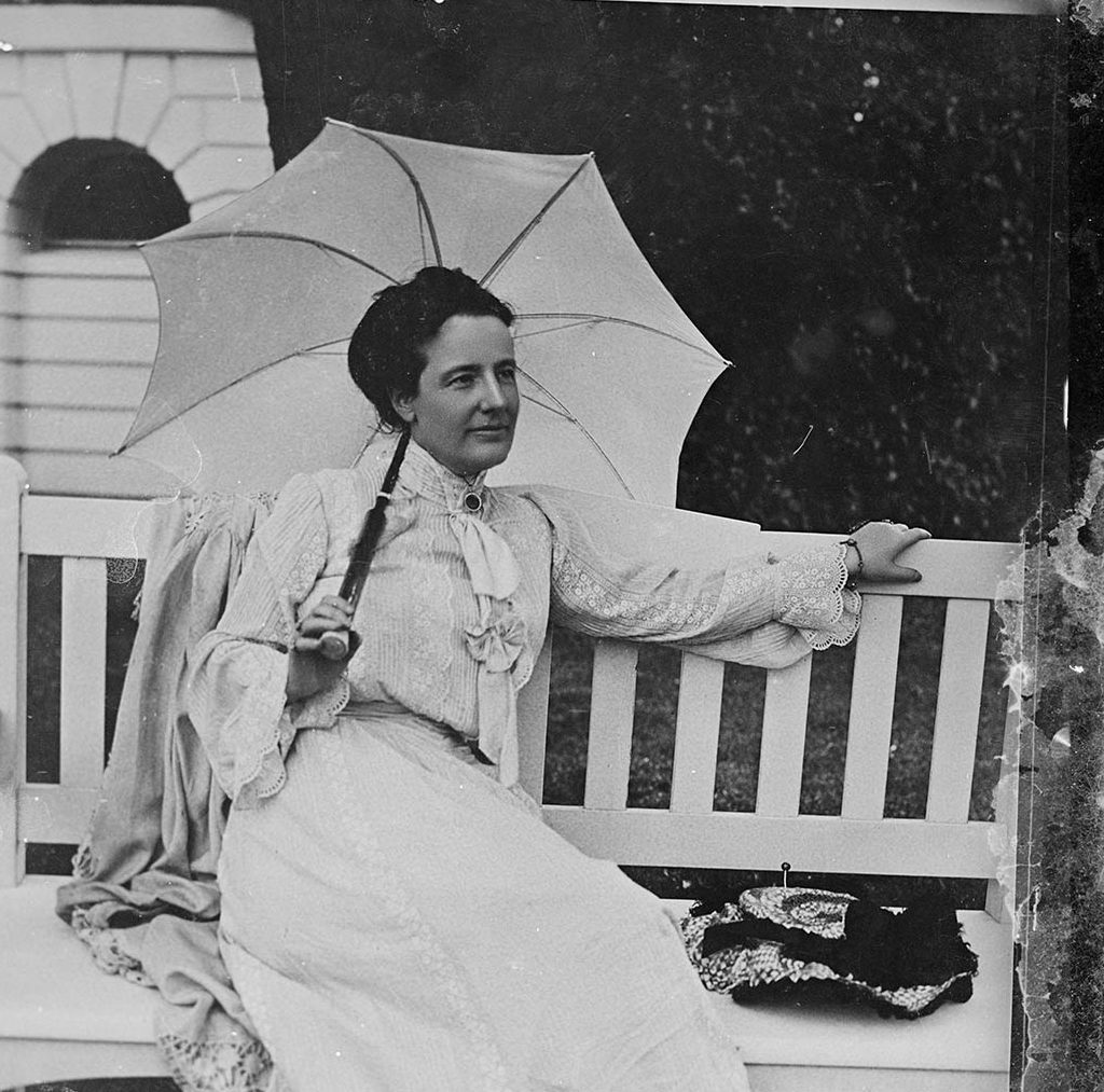 Edith Roosevelt, first lady