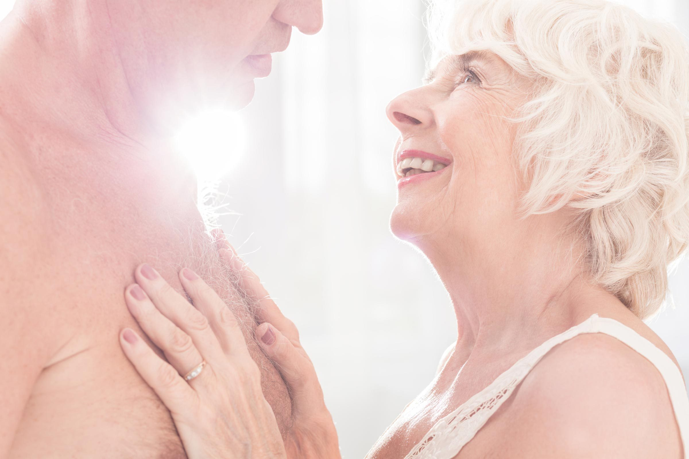 Oral sex and menopause