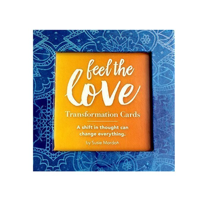 feel the love transformation cards