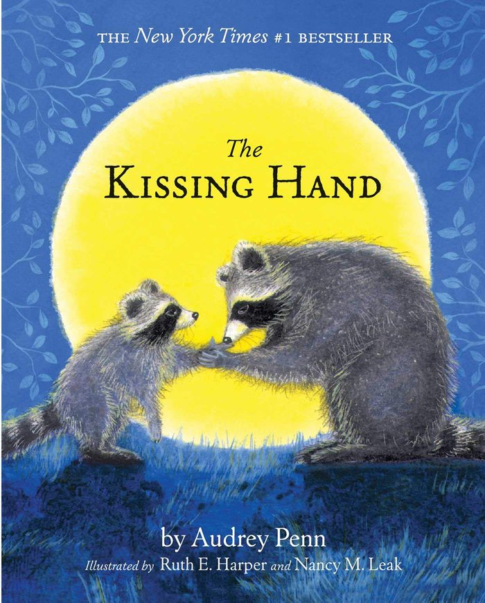 the kissing hand childrens book