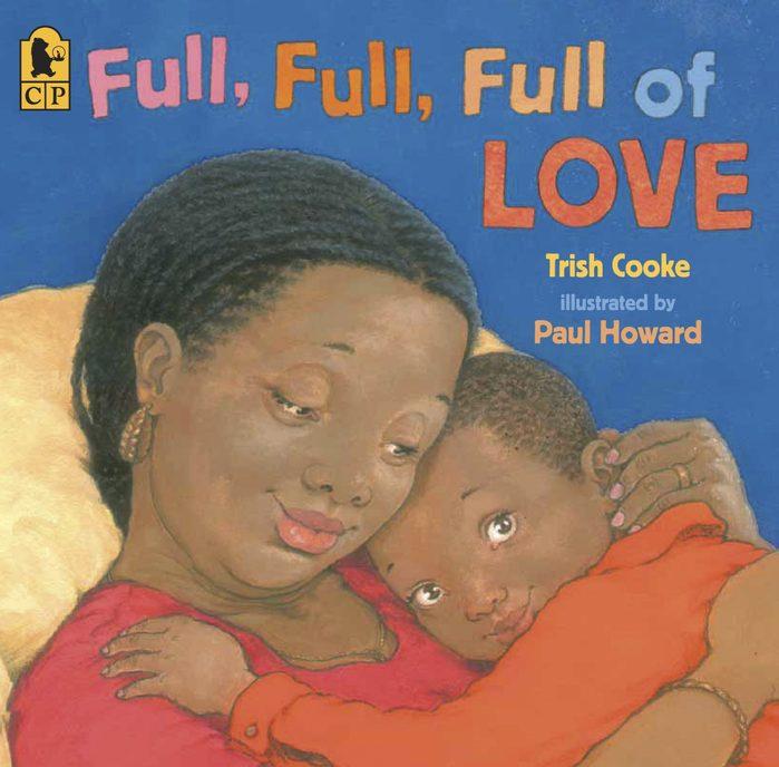 full full full of love childrens book
