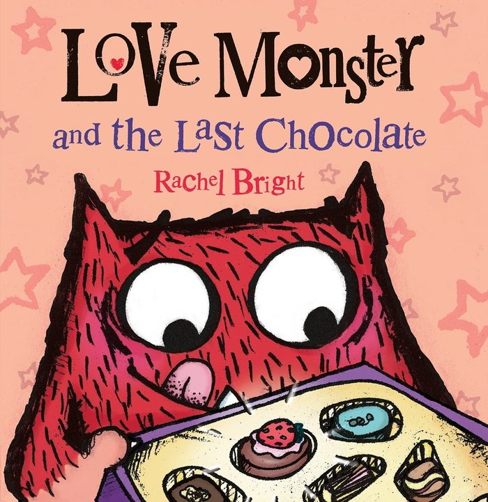 Love Monster and the Last Chocolate children's book