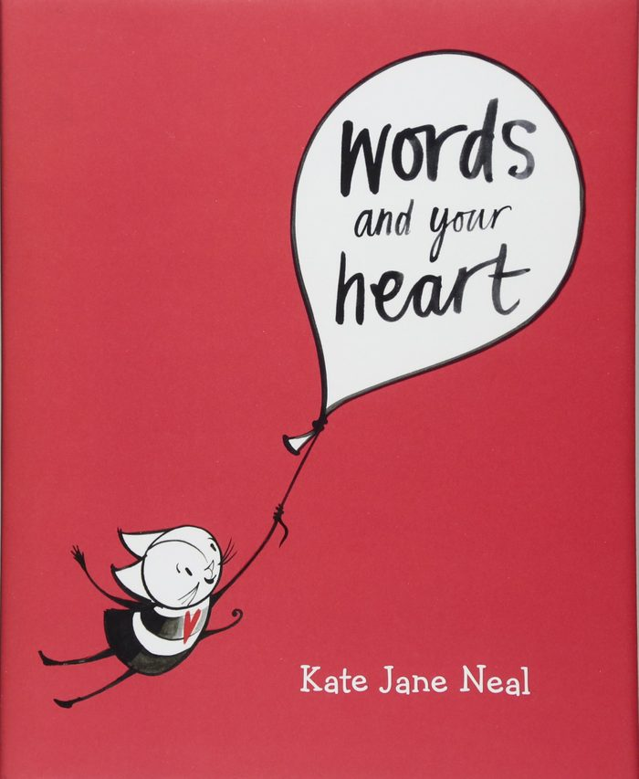 words and your heart childrens book