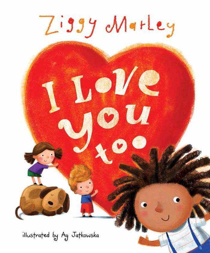 i love you too childrens book