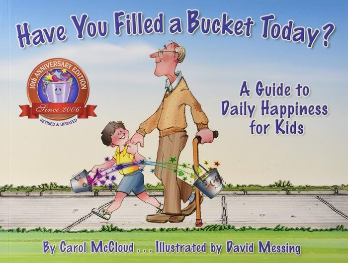have you filled a bucked today childrens book
