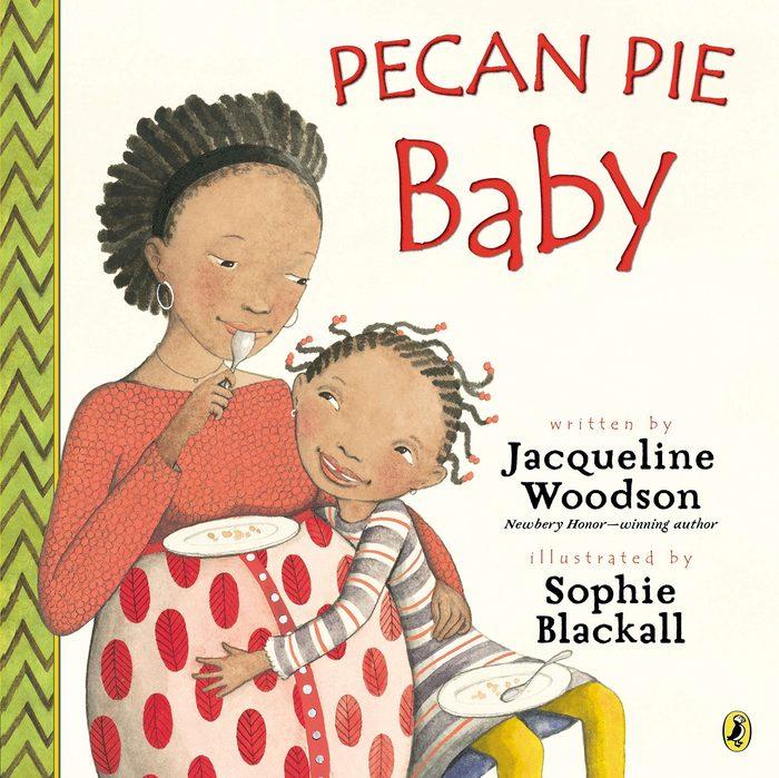 pecan pie baby children's book
