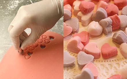 DIY Conversation Hearts: Making Them Yourself Is Easier Than You Think