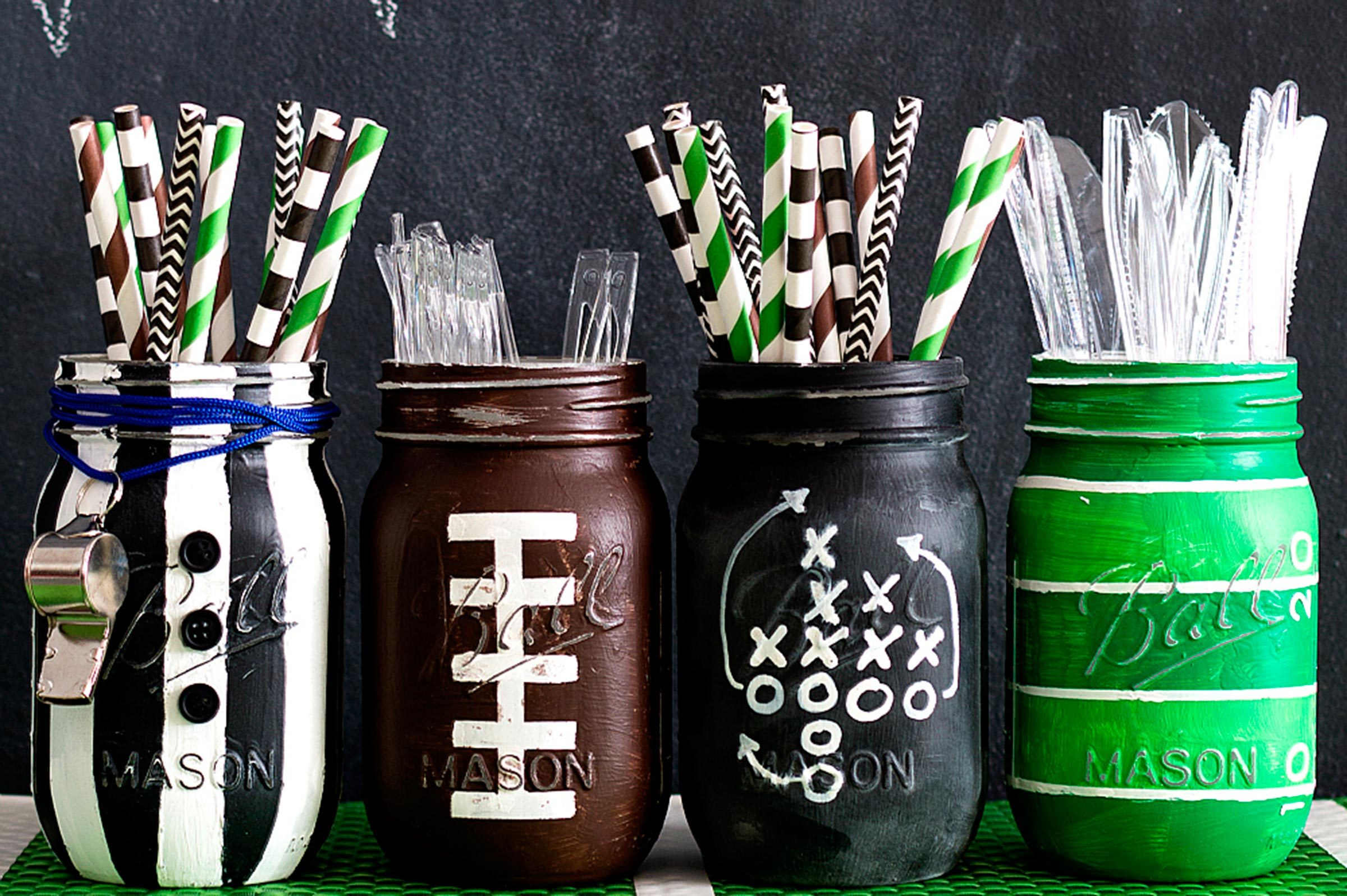 Football-Party-Mason-Jar-Craft-Linda-Braden