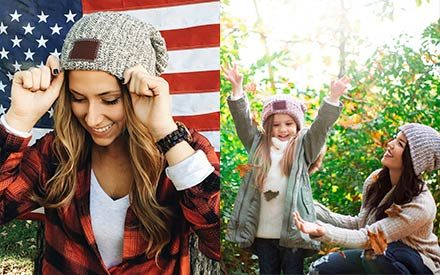 Meet the Company That's Using Beanies to Beat Childhood Cancer