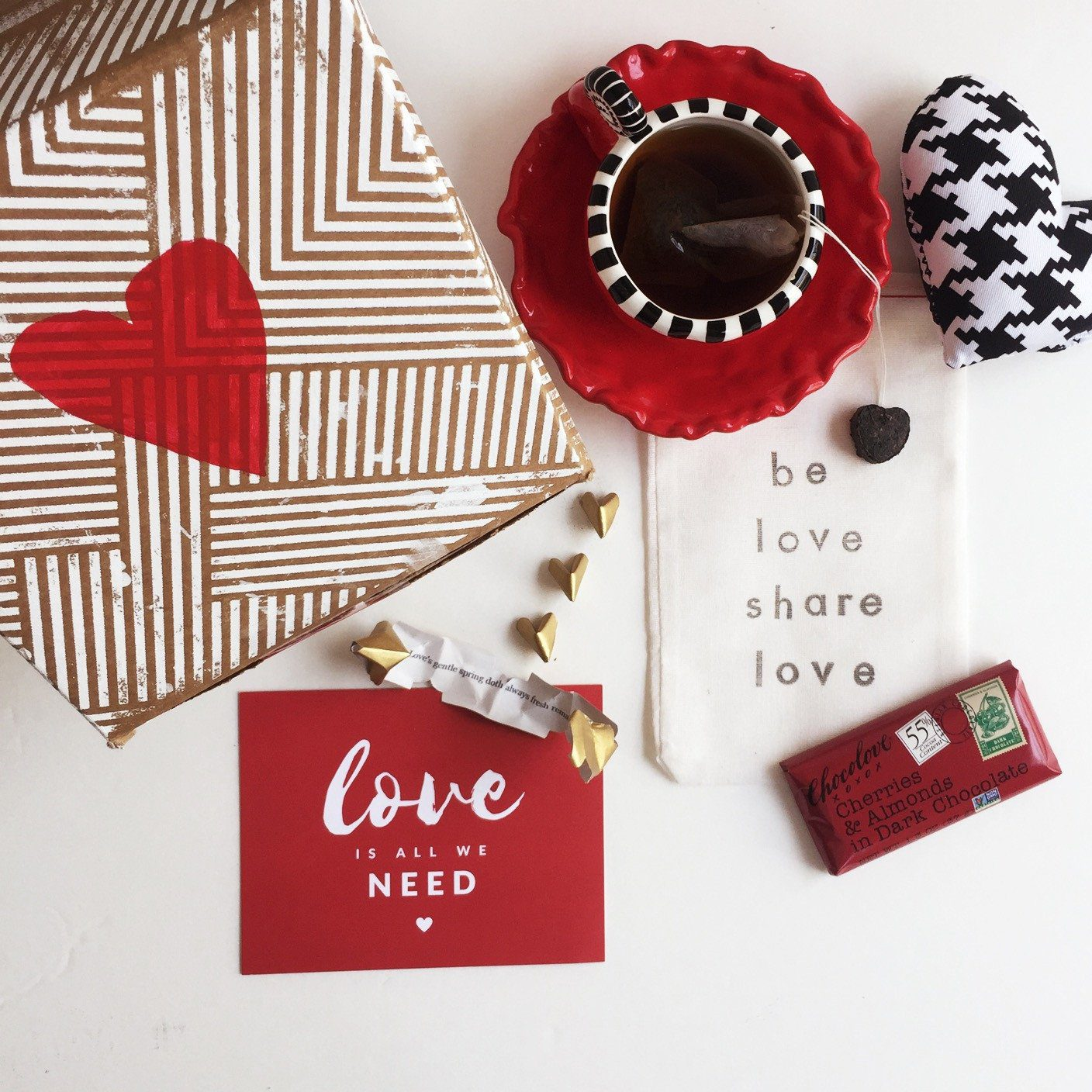 love is all we need gift box