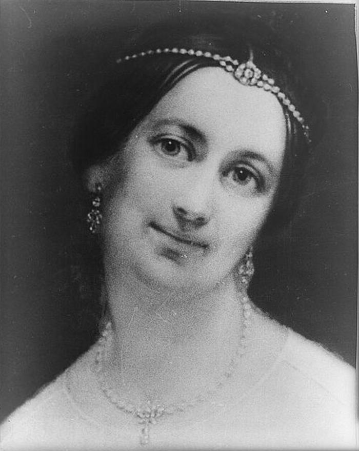 Julia Tyler, first lady