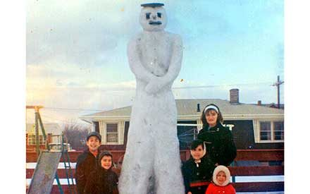 Here's Proof that the Abominable Snowman Exists—Sorta
