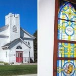 After Her Son Passed Away Unexpectedly, Her Church Came Together to Make a Beautiful Stained Glass Memorial