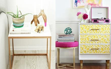 The 16 Best IKEA Furniture Hacks You'll Want to DIY Immediately