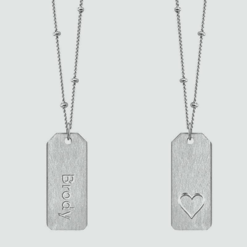 design your own love tag